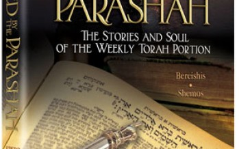 TOUCHED BY THE PARSHA The Stories and Soul of the Weekly Torah Portion – Bereishis and Shemos