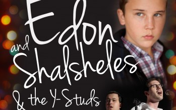Yeshiva University's Annual Chanukah Concert Starring: EDON, SHALSHELES & THE Y-STUDS
