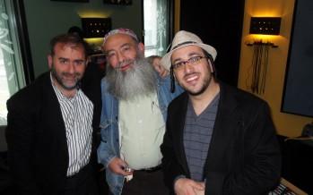 Nachum Welcomes Gershon Veroba, Yosi Piamenta, LIPA, & Sherwood Goffin to JM in the AM