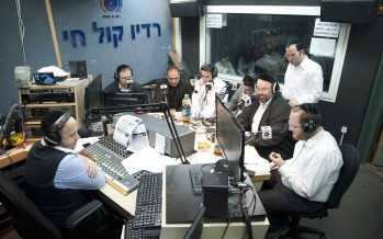 "Pannel of Composers On ""Motzai Shabbat Live"" Part 3 Audio + Pictures"