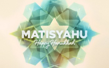 "Matisyahu Releases New Song ""Happy Hanukkah"" To Benefit Victims of Hurricane Sandy"