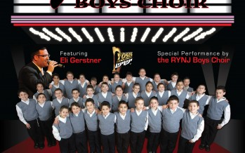 RYNJ PTA's Annual Chanukah Concert with the Yeshiva Boys Choir & Eli Gerstner