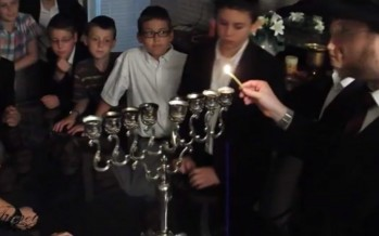 SHIRA CHADASHA BOYS CHOIR ON CHANUKA LYRICS IN ENGLISH
