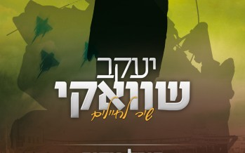 Yaakov Shwekey To Sing For Israeli Soldiers