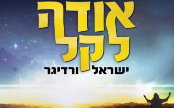 New Release: Yisroel Werdyger, Oideh Lokeil