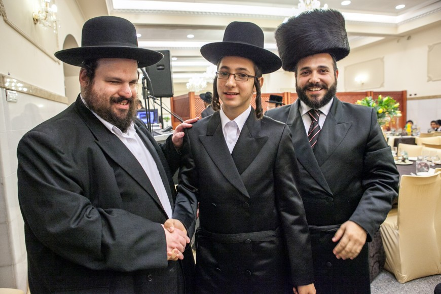"TZUDIK's Makes Bar Mitzvah + New Song In Honor of the Simcha ""Av Harachamim"""