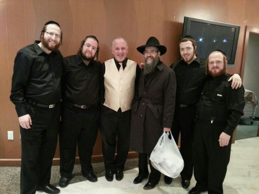 Avraham Fried, Zemiros Choir &  in Toronto at the NCSY Concert