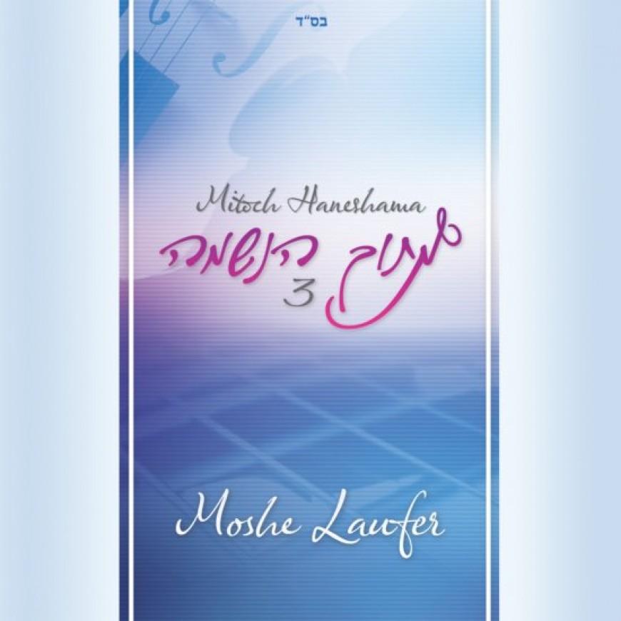 Moshe Laufer Presents: Mitoich Haneshama 3