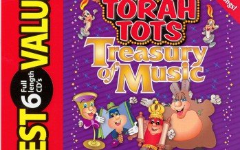 Torah Tots Treasury of Music 6-CD Gift Set
