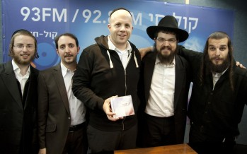 Benny Friedman Joins Menachem Toker on Motzai Shabbat Live