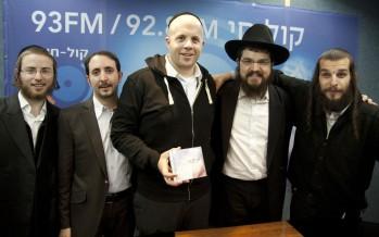 Benny Friedman Joins Menachem Toker on Motzai Shabbat Live