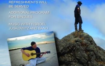 Unleash Your Potential Concert! – Featuring Yisroel Juskowitz and Hillel Kapnick