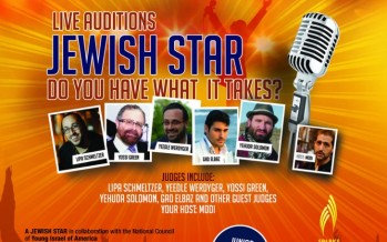 Jewish Star Auditions – Tutorial with host MODI