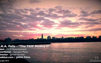 "WORLD PREMIERE: A.K.A. Pella + Shabbat.com present ""A Shabbat Miracle"" [Music Video]"