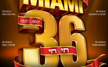 Shirainu presents MIAMI 36 – CHAI CHAI