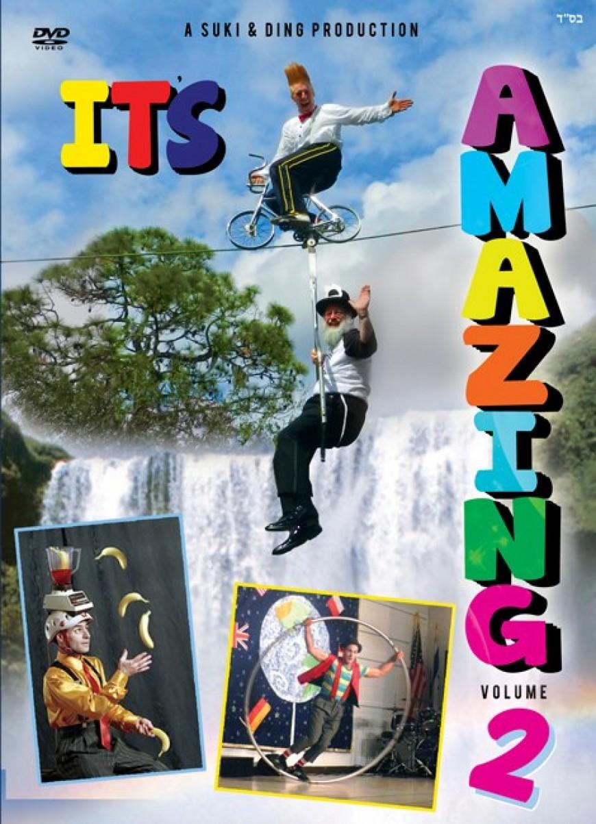 Suki & Ding Present It's Amazing DVD Volume 2!