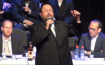 Avremi Roth Sings Songs of Yossi Green