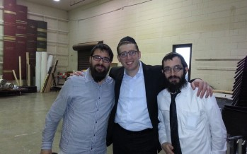 8th Day with Dovid Stein