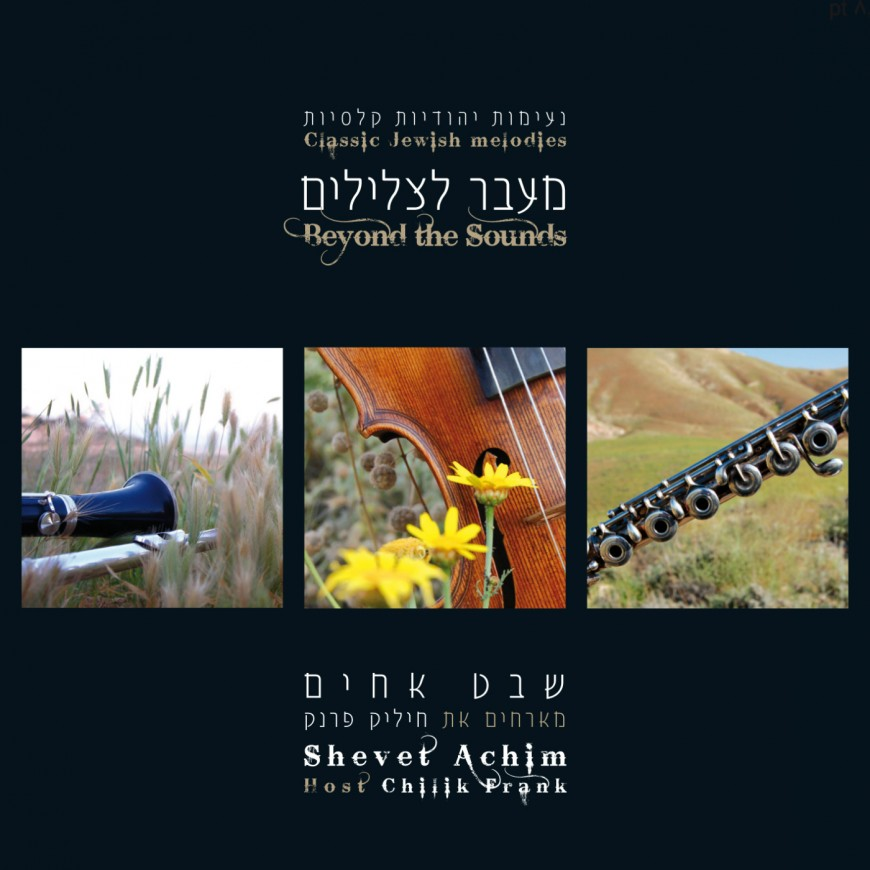 Beyond the Sounds by the Shevet Achim Family Ensemble