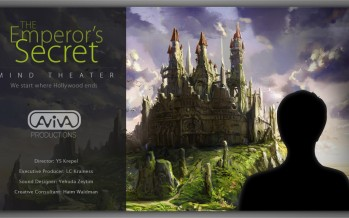 The Emperor's Secret A Cinematic Audio Experience about a spoiled Emperor and a mysterious secret