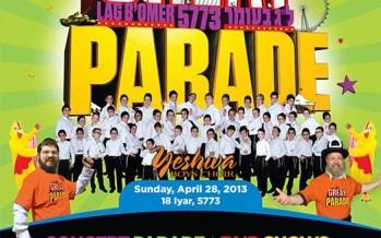 """Parade Paradin"" – The Great Parade Promo Video – 5773"