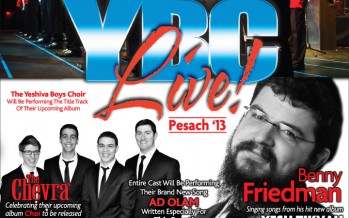 YBC LIVE '13! Featuring YBC, Benny Friedman & The Chevra!