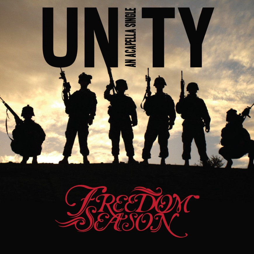 "Freedom Season Releases Acapella cover of MBD's ""Unity"""