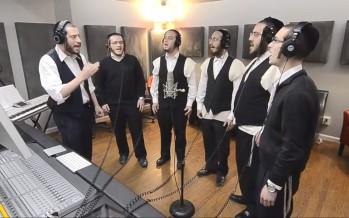 Meshorerim Choir – Vocal Classics – Volume 3 – Behind the Scenes