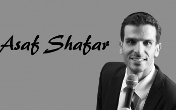 Asaf Shafar Releases TWO Acapella Singles for Sefira