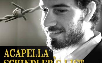 Schindler's List Acapella – Choni G