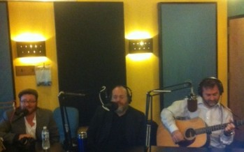 Nachum Segal Features the Yess Legacy Project with Gershon Veroba, Moshe Antelis, Moshe Hecht, Tali Yess & Yerachmiel Ziegler