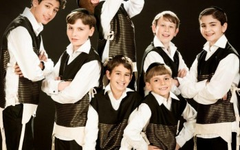 The Kinderlach featuring Ohad!: Pirchei Medley
