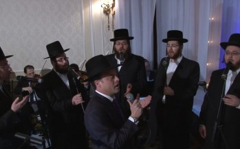 "Moshe Mendlowitz & Shira Choir ""Mi Von Siach"""