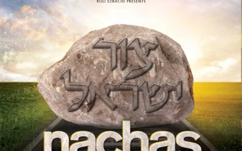 "NACHAS Releases New Single ""Tzur-Yisroel"" + Music Video"