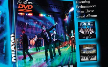 THE WAIT IS OVER! ALL – NEW DVD – MIAMI IN CONCERT