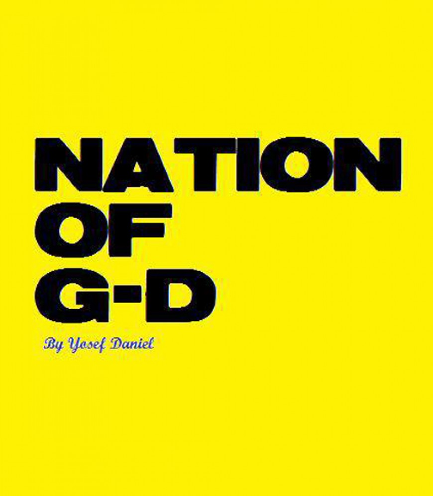 "Yosef Daniel Releases His Debut Single ""Nation Of G-d"""