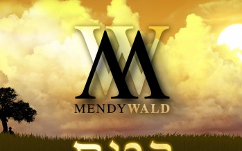 "Mendy Wald Releases New Single ""B'tach"""