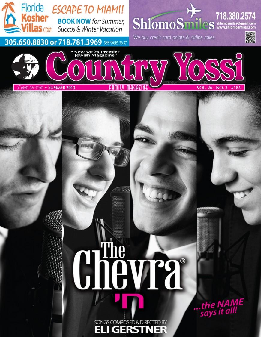 Country Yossi Magazine Summer Issue