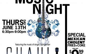 Carlos & Gabby's BROOKLYN presents: MUSIC NIGHT with SHAULI