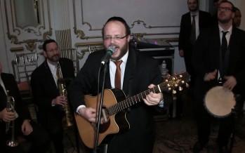 Eitan Katz With The Most Uplifting Post Chupa Od Yishoma