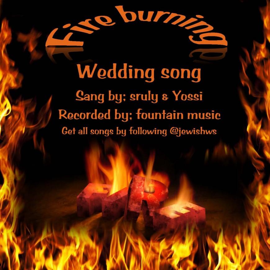 "Brand New ""Fire Burning"" Single"