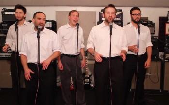 "Jewish a cappella group Shir Soul – ""Im Eshkachech"" – a Yaakov Shwekey cover"