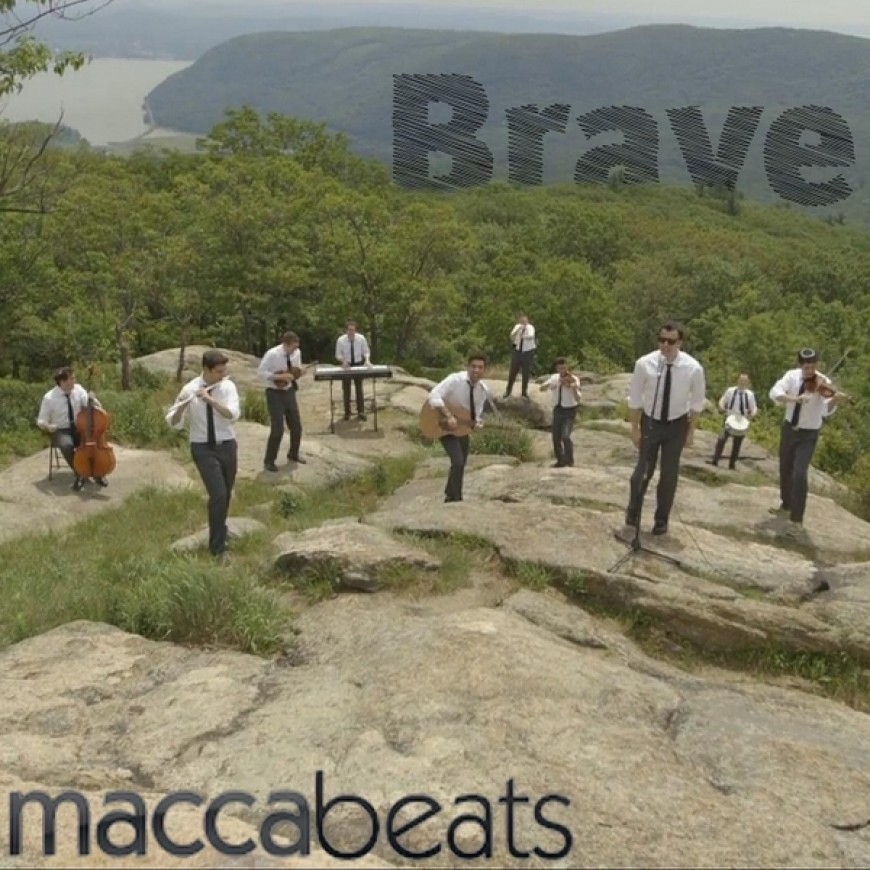 Maccabeats New Video – Brave