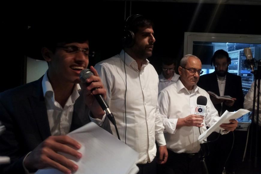 Meydad Tasa & Aviad Gil Joins Menachem Toker on Motzai Shabbat Live
