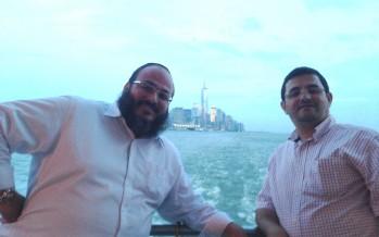 "Duet Ami Mimon & Avi Ben Yisrael ""Modeh Ani"""