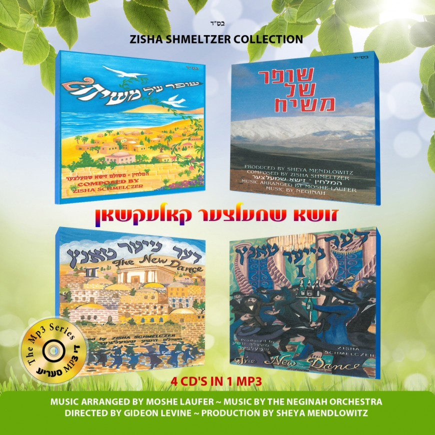 MRM Music Presents: The Zisha Shmeltzer Collection