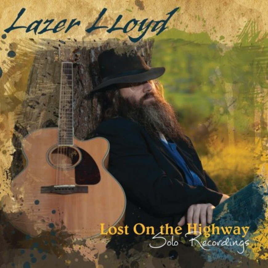 """Lazer Lloyd Releases A New Album """"Lost on the Highway"""""""