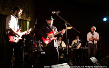 8th Day Sold Out Sukkos Concert For Cheder Chabad in Baltimore