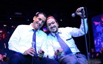 Chaim Yisrael & Lipa! Take New York By Storm