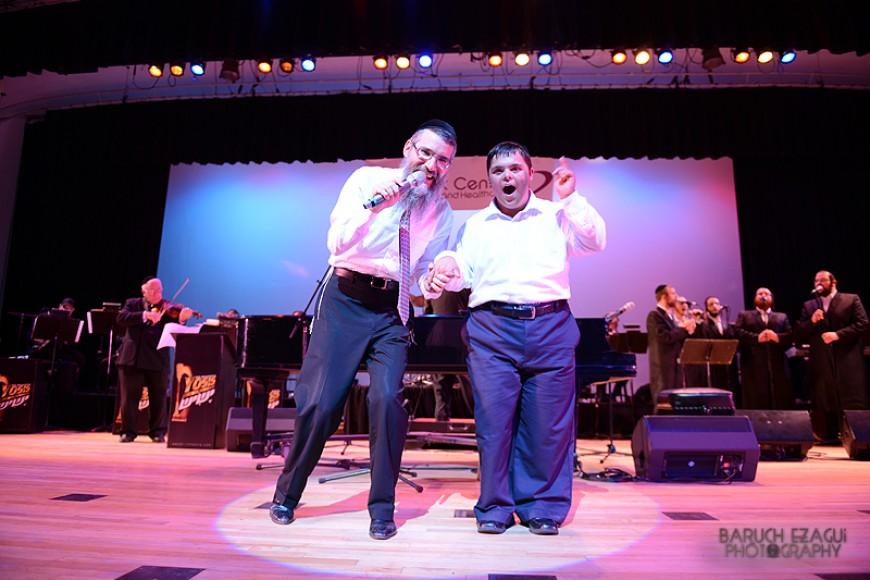 Avraham Fried & Abie Rotenberg Live! [Photos]